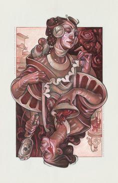 Queen of Hearts - Imgur