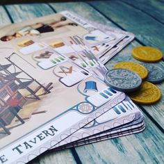 The builders middle ages is one I'd consider a super awesome gateway to resource management. This title is easy to pick up and learn has great plastic coin components and plays in under 30 minutes.  #boardgames #cardgames #boardgamegeek #bgg #gamenight #g