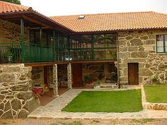 diseño casas de campo en galicia - Buscar con Google