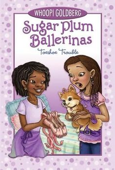 As a children's book writer Whoopi Goldberg is best known for a series called Sugar Plum Ballerinas aimed at elementary school kids. In the first book, we meet Alexandrea, who's just moved from a small town in Georgia to New York City's Harlem. Her mother quickly enrolls her in a ballet class, and she's randomly given the lead role of Sugar Plum Fairy. There are now five books in the series.