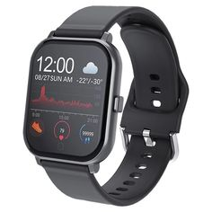 MKS5 Fitness Smart Watch | Shop For Gamers Smartwatch, Sport Watches, Watches For Men, Nice Watches, Stylish Watches, Beautiful Watches, Apple Watch, Apple Iphone, Bluetooth