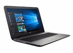 """HP 15-AY061NR 15.6"""" HD LAPTOP INTEL PENTIUM N3710 QUAD CORE 8GB 500GB BT WIN 10"""