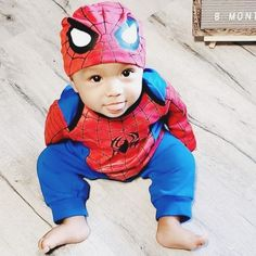 15 off the charts adorable kids in Halloween costumes · US Today Adorable Babies, Cute Kids, Spooky Costumes, News Magazines, News Today, Charts, Spiderman, Dress Up, Website