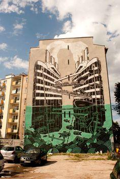 Artisit: M-CITY Gdynia, Poland