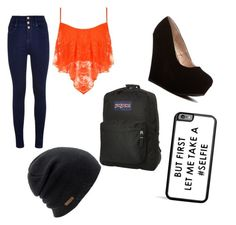 """Untitled #93"" by myahughes on Polyvore"