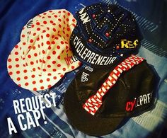 Looks like @cyclepreneur is gettin' down with #capsnothats ・・・ **EXCITING LAUNCH!**⠀ I've been wanting to design my own cycling cap for a while now...⠀ After some trial