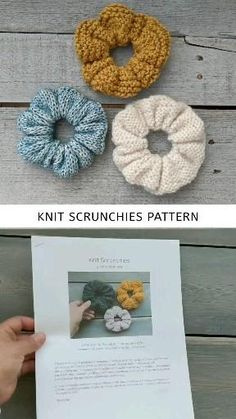 Small Knitting Projects, Yarn Projects, Diy Crochet Projects, Knitting Machine Patterns, Crochet Patterns, Simple Knitting Patterns, Addi Knitting Machine, Round Loom Knitting, Loom Knitting Stitches