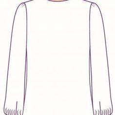 Patrones Técnicos Online - Tienda online de patrones - Patrones a medida Chanel, Woman Clothing, Pants Pattern, Blouse Patterns, Dress Patterns, Sewing Techniques, Paper Pieced Patterns