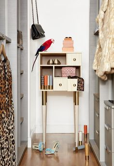 Customized legs for your Ikea storage!!!  Yay!  Prettypegs & Alcro - Prettypegs - January's pretty DIY-project