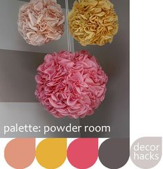 Palette: Powder Room