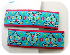 Haarspangen Set *Marrakesch* von Gisan - handmade with love auf DaWanda.com