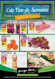 Antevisão Promoções Folheto Pingo Doce - de 23 a 25 de Janeiro - Folheto A