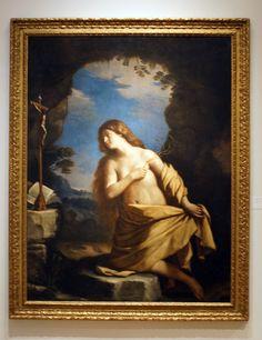 """Magdalena  Barbieri, Giovanni Francesco """" Il Guercino """""""