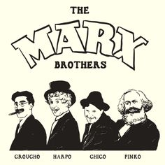 Marx Brothers t-shirt