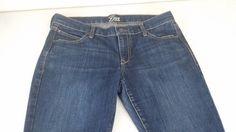 OLD NAVY THE DIVA Women's Jeans 10 Short Blue Mediu Ins 28 Denim Boot Low Cotton #OldNavy #BootCut #ebay #OldNavy #BootCut #TheDiva