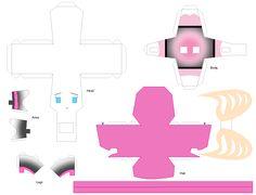 Paper Crafts: C.A. Cupid by KPenDragon.deviantart.com on @deviantART