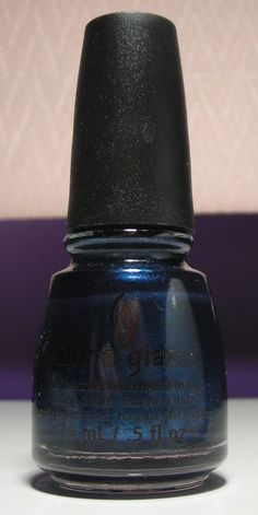 "Full+sized+bottle+of+China+Glaze+""Little+Drummer+Boy"",+swatched+once."