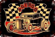 Car Racing Crossed Checkered Flags Belt Buckle Hot Rod Street Racing