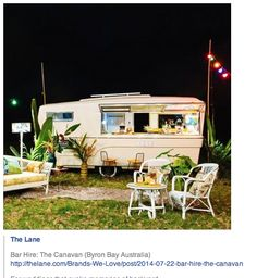 Bar for hire in Byron Bay