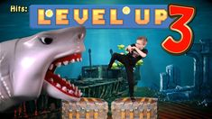 Level Up 3! (Video Game Workout For Kids) - YouTube Teacher Websites, Fun Songs, Music And Movement, Brain Breaks, Early Childhood Education, Exercise For Kids, Level Up, Physical Education, Activities For Kids