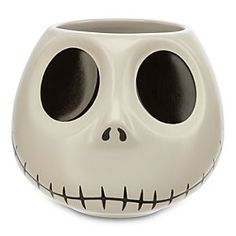 Disney Jack Skellington Mug   Disney StoreJack Skellington Mug - Jack has got a handle on the refreshments. Drink in the haunting magic of <i>Tim Burton's The Nightmare Before Christmas</i> with this Jack Skellington Mug featuring the molded features of the Pumpkin King's head.