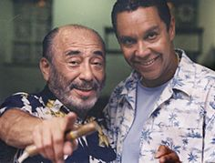 eddie palmieri and HERMAN OLIVERA