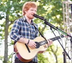 Ed Sheeran Once Pooped His Pants on Stage: I Thought It Was a Fart!