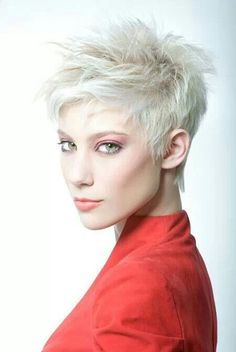 Today we have the most stylish 86 Cute Short Pixie Haircuts. We claim that you have never seen such elegant and eye-catching short hairstyles before. Pixie haircut, of course, offers a lot of options for the hair of the ladies'… Continue Reading → Cute Hairstyles For Short Hair, Short Hair Cuts For Women, Pixie Hairstyles, Curly Hair Styles, Pixie Haircuts, Blonde Hairstyles, Hairstyles 2016, Sassy Haircuts, Medium Hairstyles