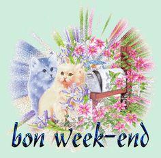 popins et popines c'est que du bonheur - Page 2 Bon Weekend, Weekend Gif, Bon Week End Image, Gif Animé, Gifs, Christmas Ornaments, Holiday Decor, Flowers, Funny Pictures