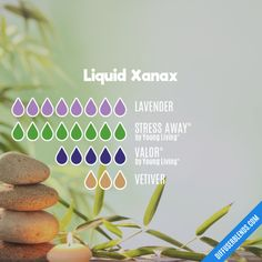 Liquid Xanax - Essential Oil Diffuser Blend