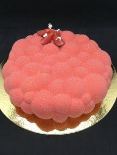 Vegan Dessert Recipes, Cake Recipes, Entremet Recipe, Cloud Cake, Dessert Aux Fruits, Mousse Cake, Gorgeous Cakes, Birthday Wishes, Biscotti