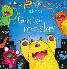 Boekenhoek: gekke monsters
