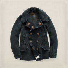 RRL Limited Edition Nautilus Coat