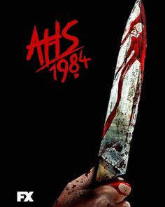With the arrival of the official trailer for American Horror Story: fans are theorizing about how the season ends. AHS: 1984 is the ninth instalment of the series American Horror Story Coven, Matthew Morrison, Teaser, 1980s Horror Movies, Netflix Horror, Where To Watch Movies, Fan Theories, Horror Posters, Cultura Pop
