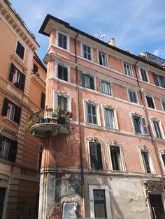 HeuteIstDerTag für Sommer und Rom mit jeder Menge Insider Tipps diese Pastellfarbigen Häuser sind einfach ein Traum | Pinspiration