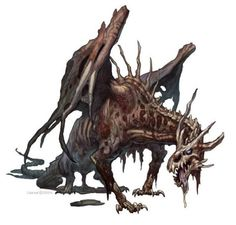 The Strangest Dragon Breeds In The D&D World - Neatorama