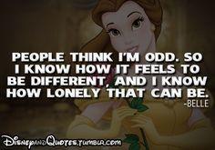 Favorite disney princess! I can relate! <3