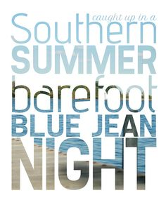 Southern Summer by kaylamcoffee, via Flickr