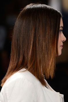 Perfectly #Straight #Hair