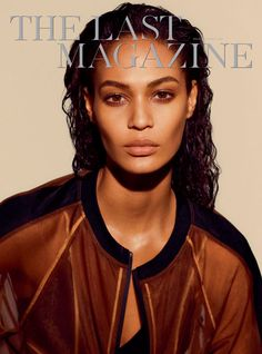 Joan Smalls by Collier Schorr for The Last Magazine Spring/Summer 2013 [10/10 Cover]