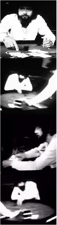 Ken Uston Casino Surveillance Photos