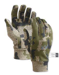 ULTRA Merino 210 Glove, Verde Camo