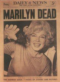 August 5th 1962 - Marilyn found dead