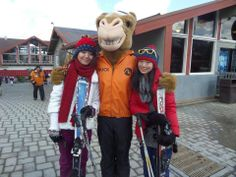 Chuck loves meeting new skiers at Camelback! #MyCamelback