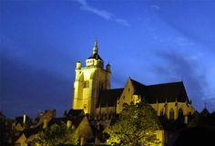Dôle ~ Jura ~ Franche-Comté ~ France ~ Basilique Notre-Dame de Dole