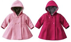 Vestido evasê gola boneca e pregas – DIY- marlene mukai – molde infantil Baby Outfits, Cute Babies, Baby Kids, Baby Coat, My Princess, Baby Sewing, Winter Dresses, Baby Dress, Mantel