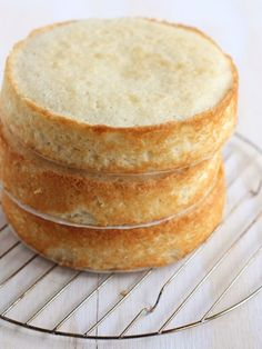 How to easily bake flat, even cake layers || Sin bandas mojadas; solo ajustando T y t || Al loro con los comentarios; van de lo mas cientifico a lo mas inutil-matematico.