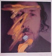 """Self-portrait with Yellow"" - Richard Hamilton, Met Museum Hamilton Photography, Art Photography, James Rosenquist, Claes Oldenburg, Multimedia Arts, Jasper Johns, Roy Lichtenstein, Pop Culture Art, Collage Artists"