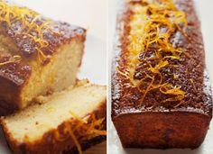 Просто и вкусно: Апельсиновый кекс с пропиткой