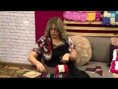 Ateliê na TV - Rede Brasil - 21.09.15 - Marcia Ester e Afonso Franco
